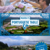 the cover of the Maria's Portuguese Table DVD
