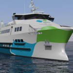 Neues Fährschiff für die Zentralgrupppe