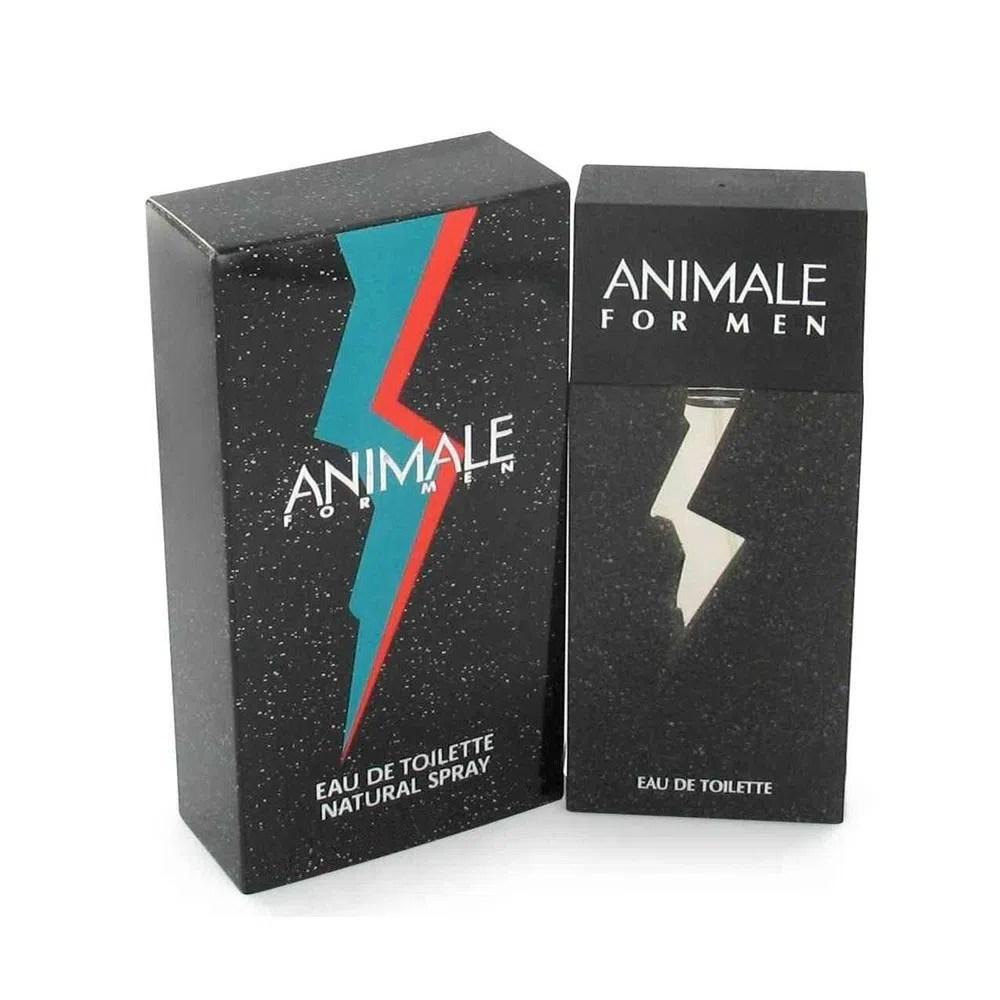 Animale Grife Animale Eau De Toilette Masculino  AZPerfumes