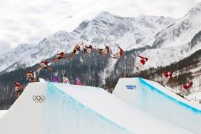 Olympics: Freestyle Skiing-Ladies' Ski Slopestyle Finals