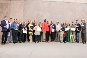 2018 Success Award Winners with Janice Washington, AZSBDC State Director