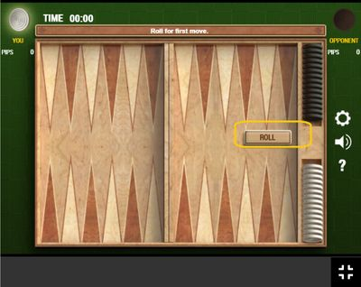 Solved How Do You Play Backgammon On Here Aarp Online