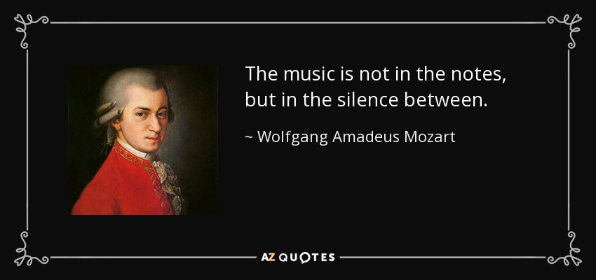 Top 25 Quotes By Wolfgang Amadeus Mozart (of 85)  Az Quotes
