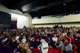 Publika na predstavi
