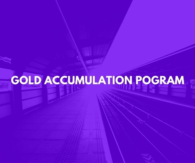 Panduan beli emas Gold Accumulation Program(GAP) kali pertama
