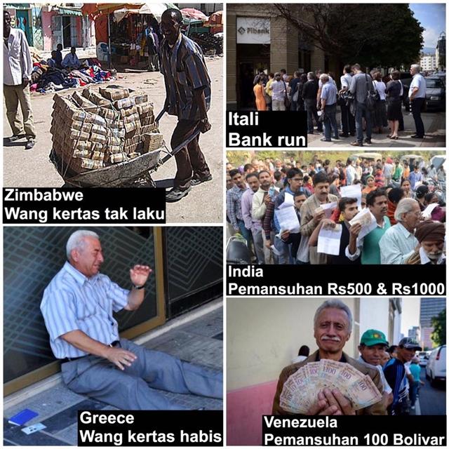 krisis ekonomi