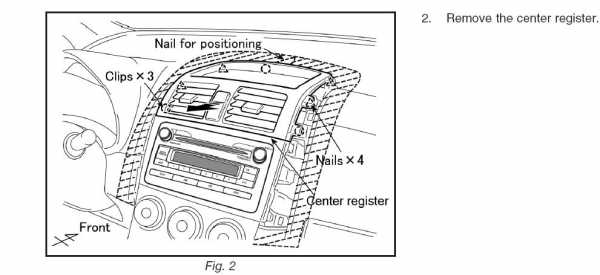 Схема электропроводки тойота аурис
