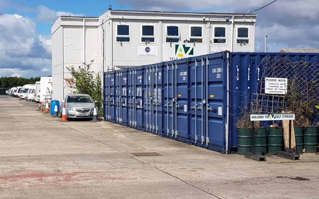 Do You need Secure Self Storage in Killingworth