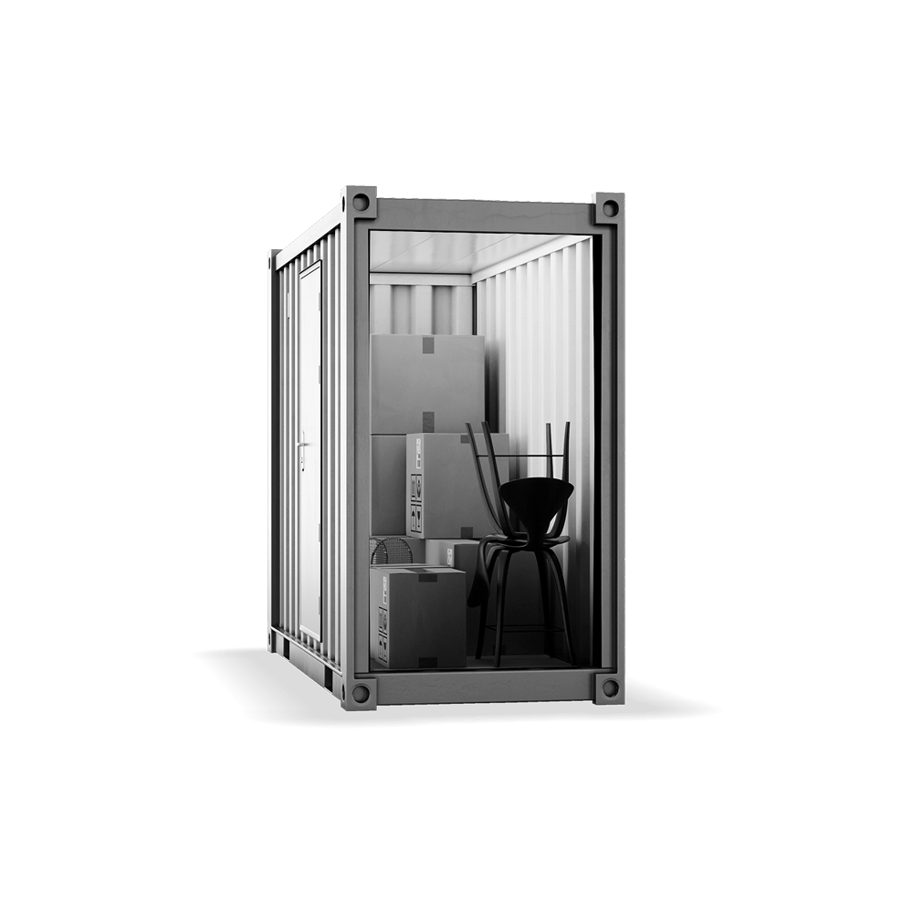 40 ft Self Storage Container