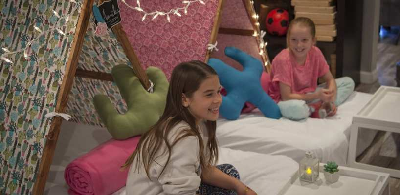 AZ Sleepy Teepee The Ultimate Sleepover Phoenix Kids Birthday Parties and Entertainment Scottsdale (90)