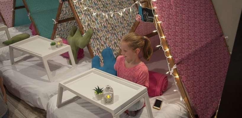 AZ Sleepy Teepee The Ultimate Sleepover Phoenix Kids Birthday Parties and Entertainment Scottsdale (99)