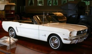 Ford's 1964 Mustang broke sales records because they had a vision.