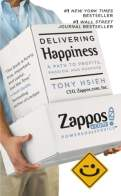 Delivering Happiness by the CEO of Zappos