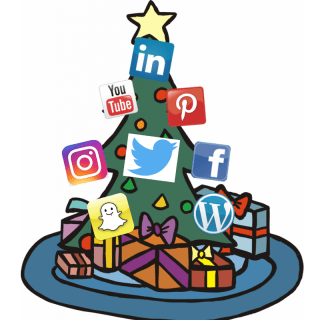 Holiday Social Media Marketing Planning
