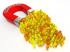 Content Marketing Magnet and drive people to your website.