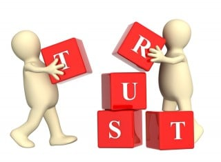 Building Credibility & Trust online
