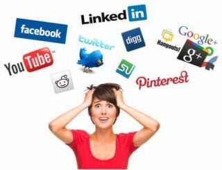 No need to be overwhelmed by social media marketing!