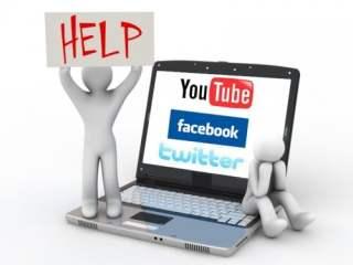 Need Help? Social Media Coaching