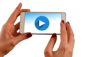 Video on a smartphone - mobile