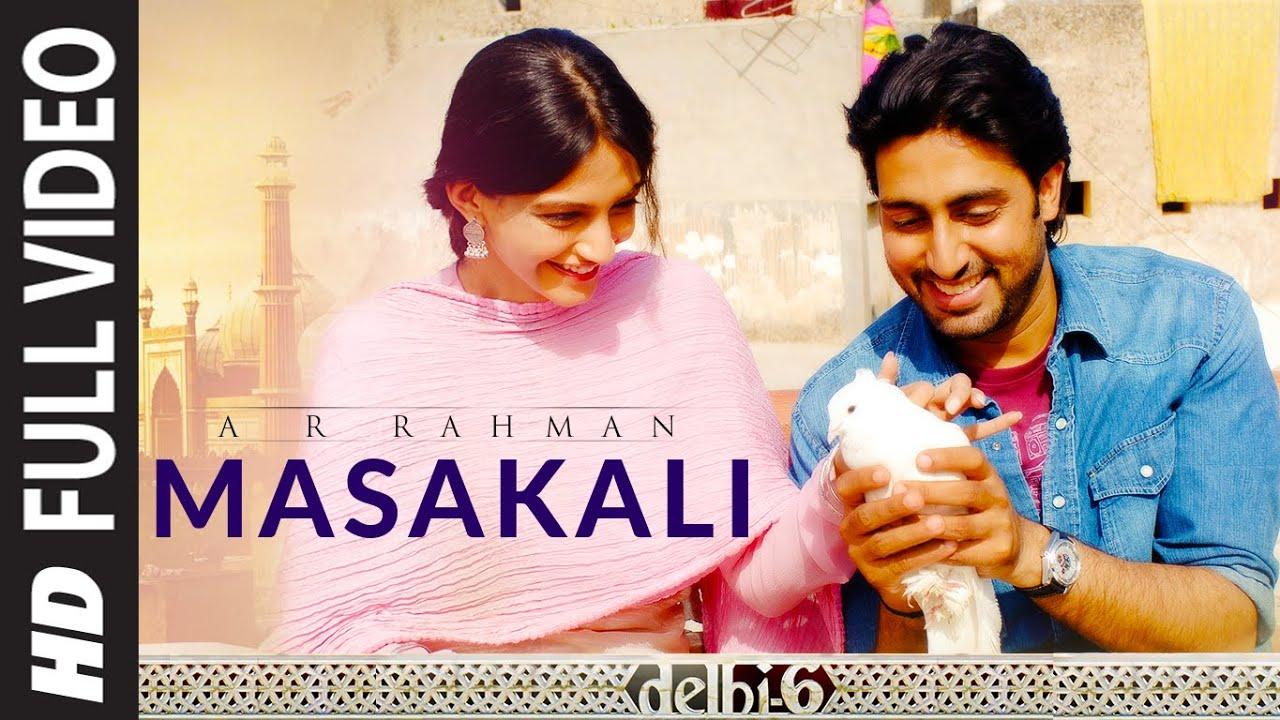 Masakali song lyrics in Hindi and Masakali song lyrics in English. Masakali is from Delhi-6 and searched as Masakali lyrics Delhi-6 and Masakali lyrics Mohit Chauhan