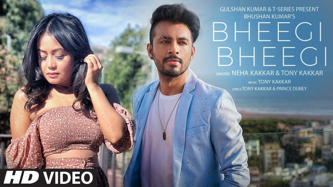 भीगी भीगी Bheegi Bheegi lyrics in Hindi and Bheegi Bheegi lyrics in English. Bheegi Bheegi is a music video of T-series featuring Neha Kakkar and Tony Kakkar. This song is sung by Neha Kakkar and Tony Kakkar. This song is also searched as Bheegi Bheegi song lyrics, Bheegi Bheegi Neha Kakkar lyrics, and Bheegi Bheegi si barsaat bhi hai lyrics.