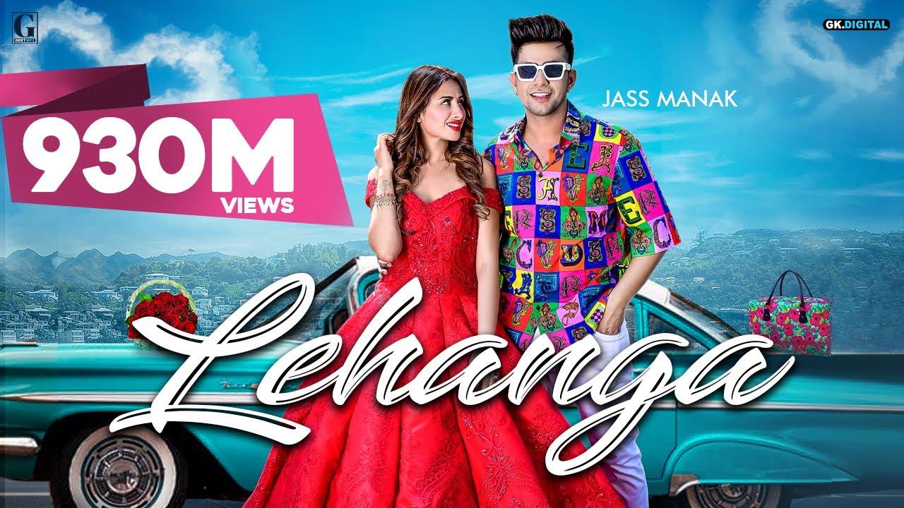Lehenga Lyrics in Hindi and English - Jass Manak