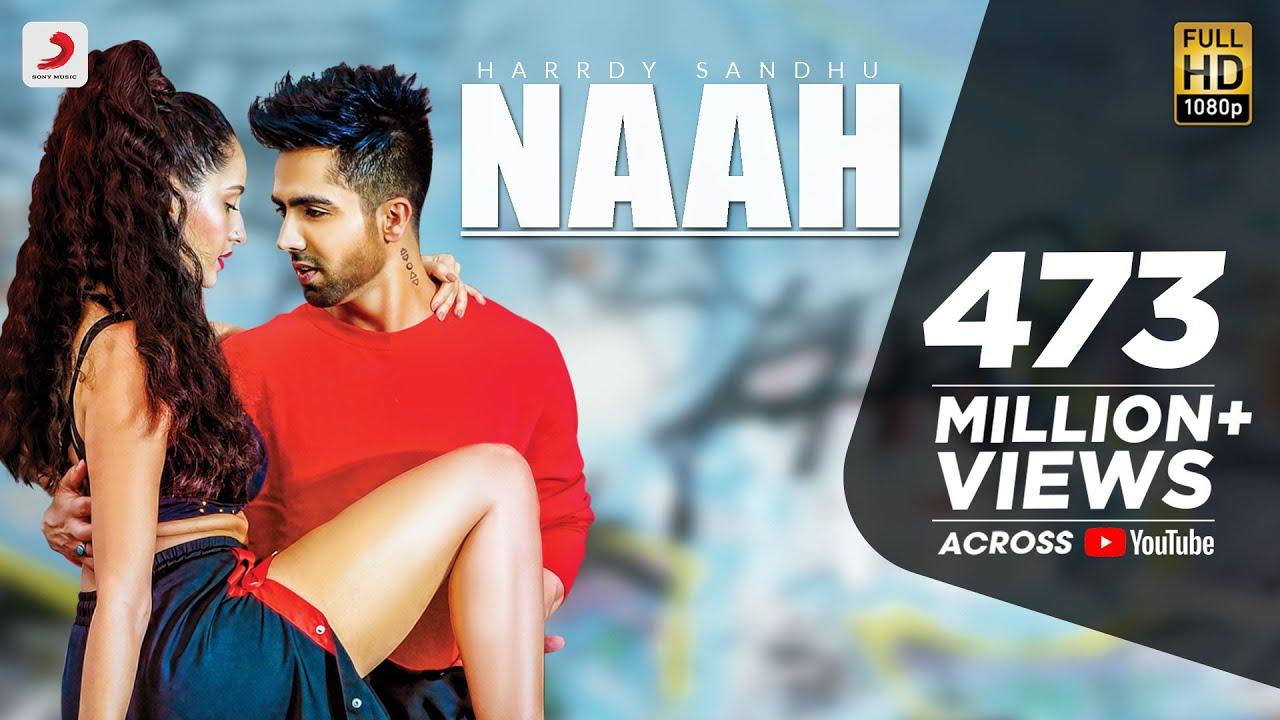 Naah Goriye Lyrics - Harrdy Sandhu, B Praak