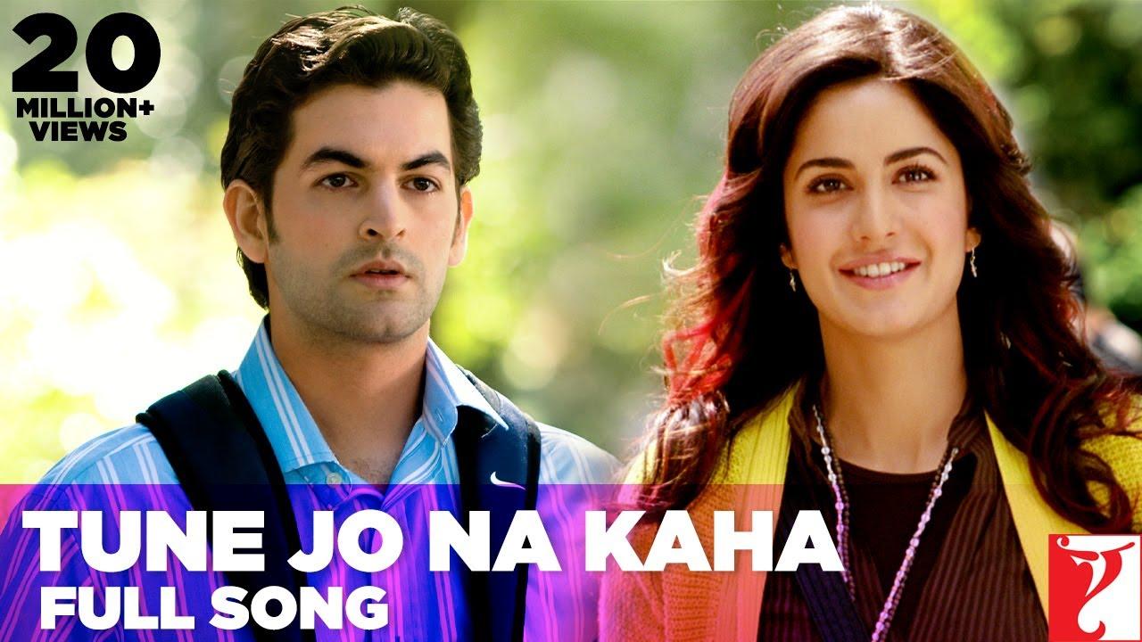 Tune Jo Na Kaha Lyrics in Hindi and English - Mohit Chauhan, New York (2009)