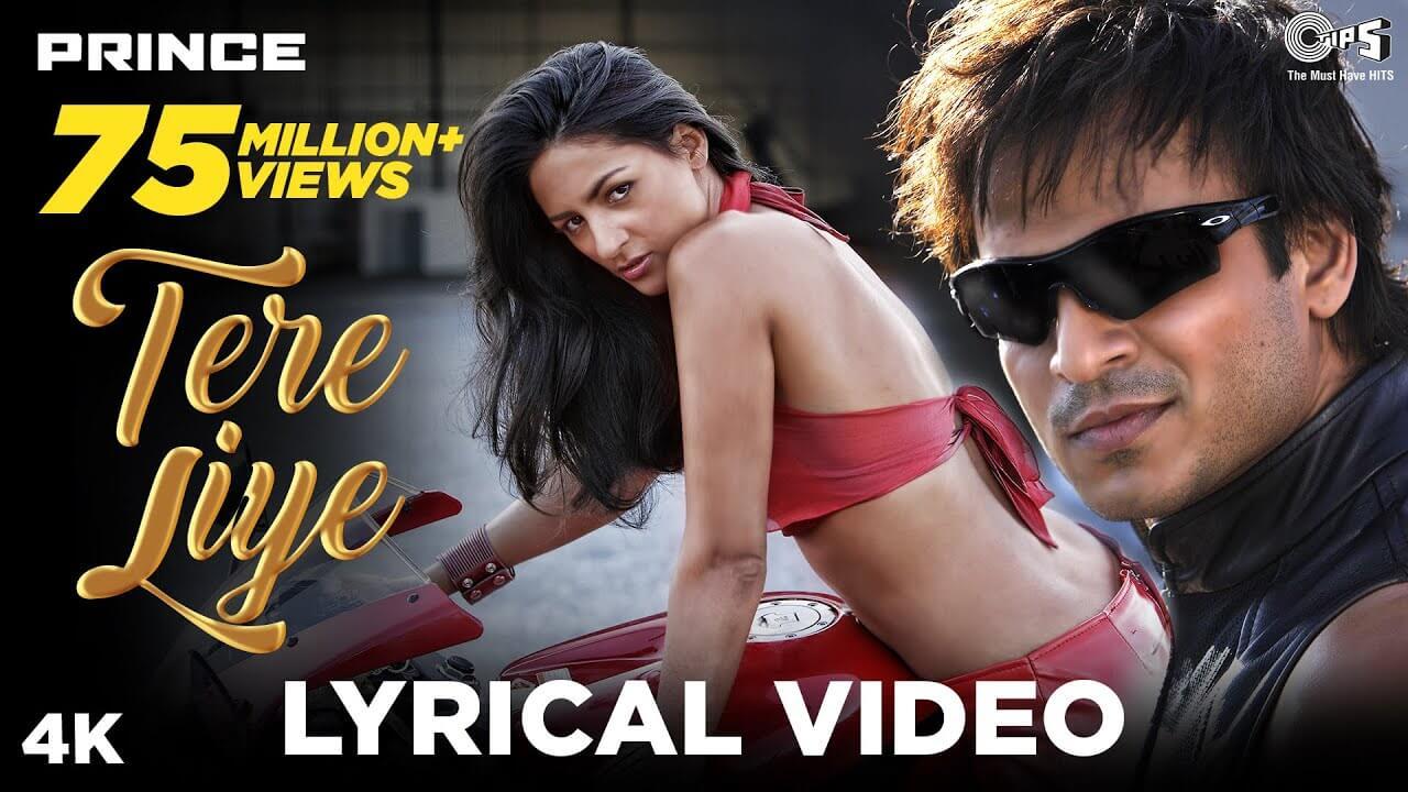 तेरे लिए Tere Liye Lyrics in Hindi and English - Prince (2010), Atif Aslam and Shreya Ghoshal