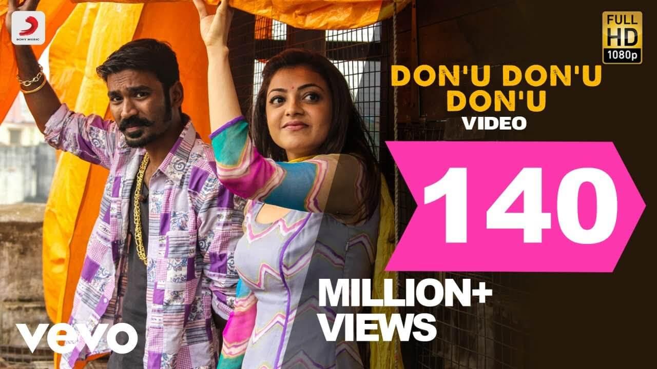 Don'u Don'u Don'u Lyrics in Tamil and English - Maari (2015), Anirudh Ravichander & Alisha Thomas