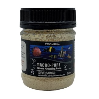 Aqua-Pics Macro-Pure Nitrate Removing Resin 250ml