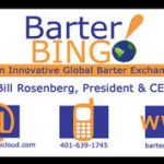 barterbing business card design