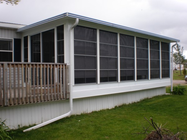 Rv Sunroom Addition - Year of Clean Water