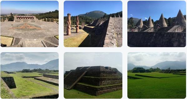 Centro Ceremonial y Teotenango