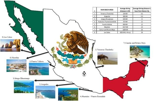 Main Mexican beach areas.jpg