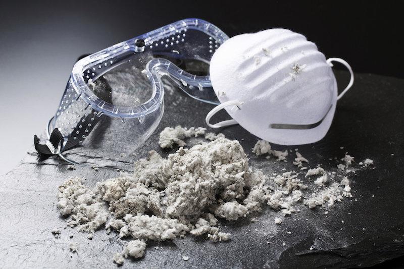 Image of asbestos