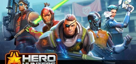 Hero Hunters