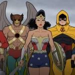 Justice Society: World War II es una sorprendente historia con una increíble animación