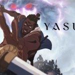 Yasuke si es pero no es un ánime