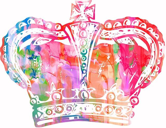 Crown Image by Prawny from Pixabay