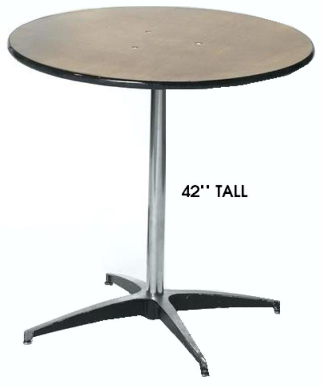 cocktail tables rentals houston tx
