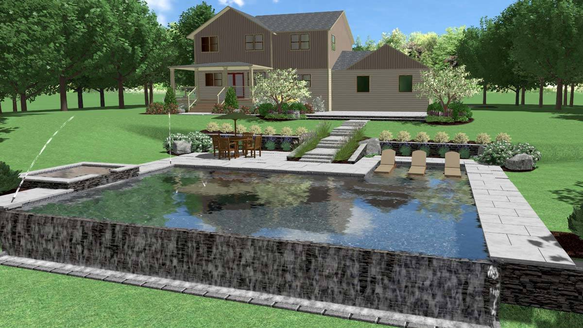 3D Designs can give a visual look of project, upstate NY