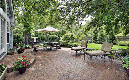 Cambridge Pavers Patio are a perfect area to relax, Highland NY