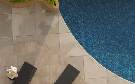 Pavers for pool patio are nice clean look, Poughkeepsie NY