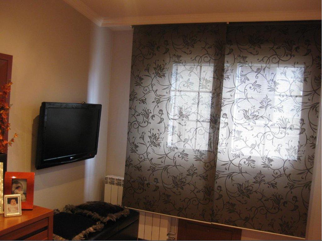 lavar paneles japoneses  Decorar tu casa es facilisimocom