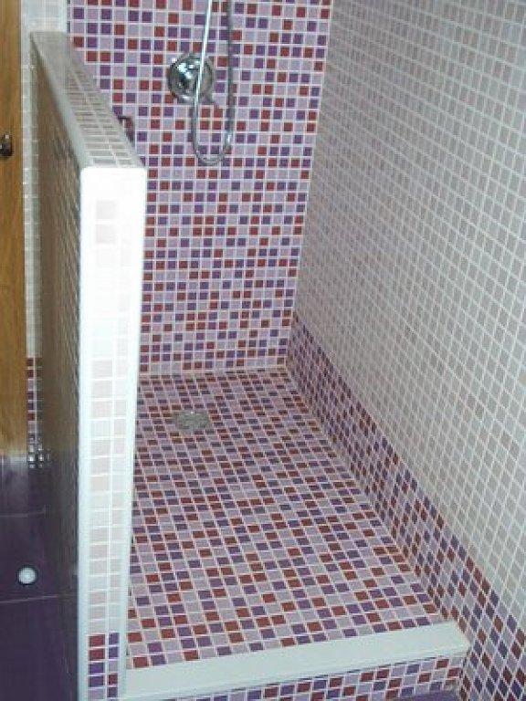 azulejos de gresite  Decorar tu casa es facilisimocom