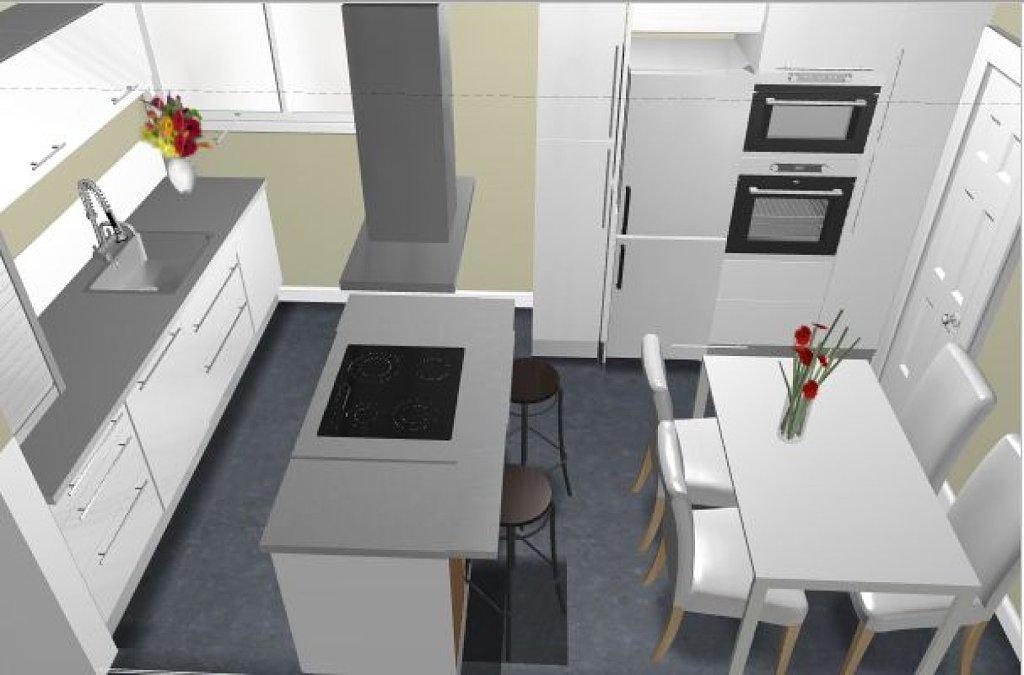 planificador cocinas ikea  Decorar tu casa es facilisimocom