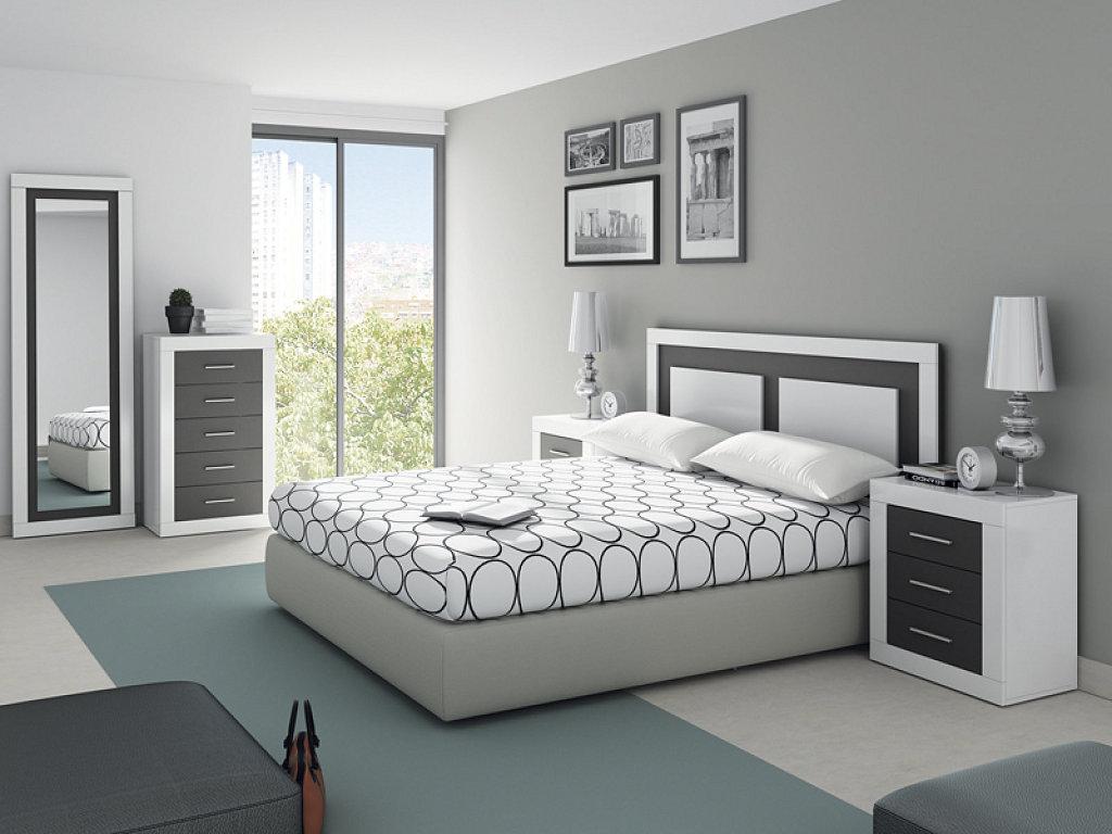 habitacion gris ceniza  Decorar tu casa es facilisimocom