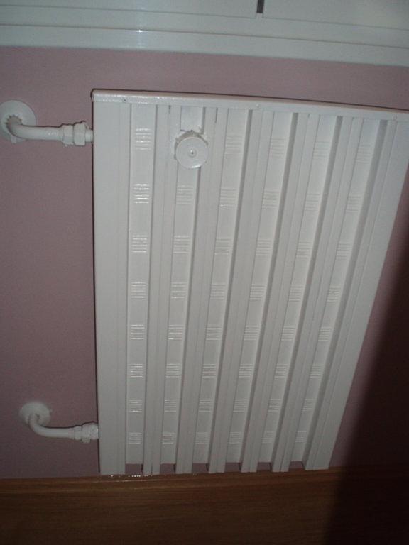 pintar radiadores  Decorar tu casa es facilisimocom
