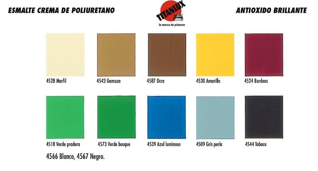 color oxido  Hacer bricolaje es facilisimocom